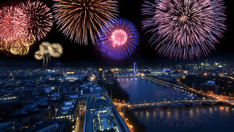 New Years Eve London Hotel Packages